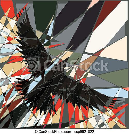 Fractured flight - csp9921022
