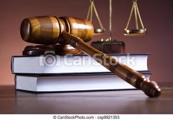 Law - csp9921353