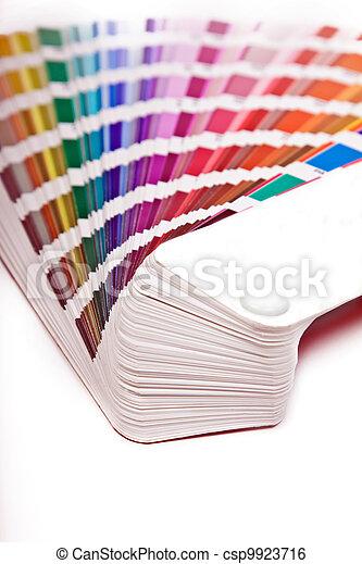 color scale II - csp9923716