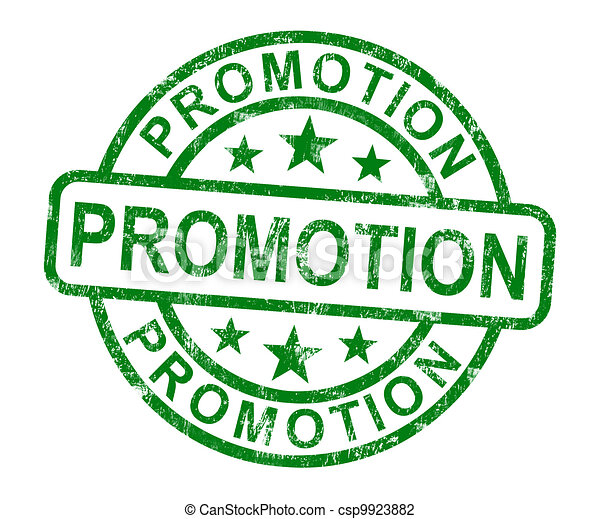 Promotion Stamp Showing Sale And Reduction - csp9923882