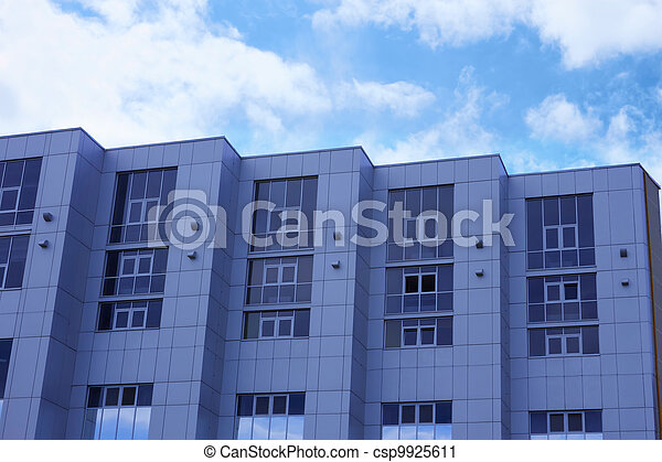 Appearance office building - csp9925611