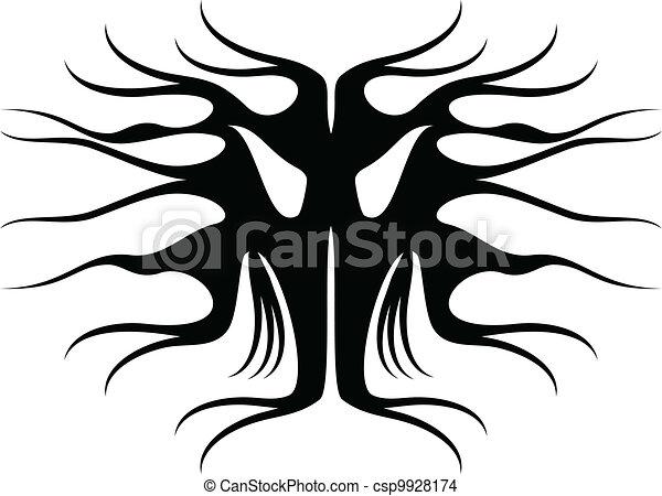 tattoo spiritual - csp9928174
