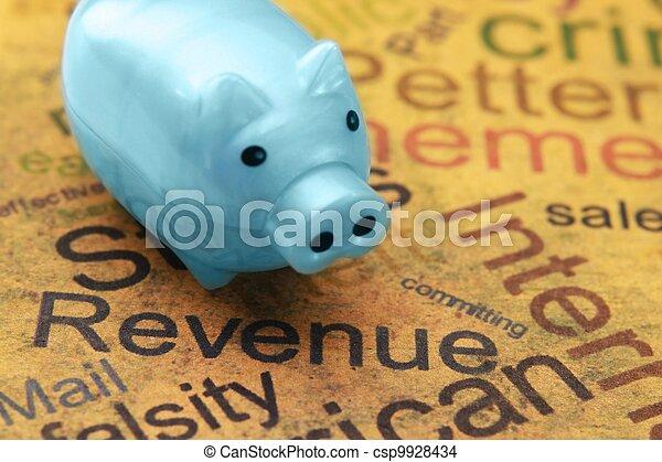 Revenue - csp9928434
