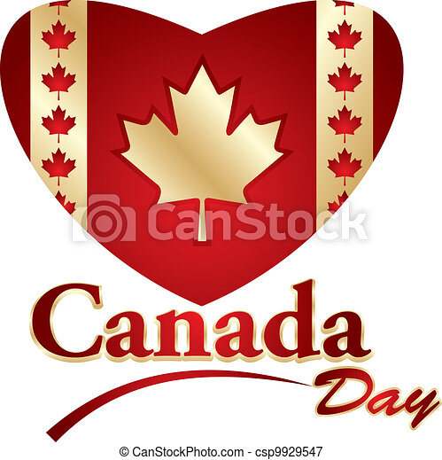 Canada day - csp9929547