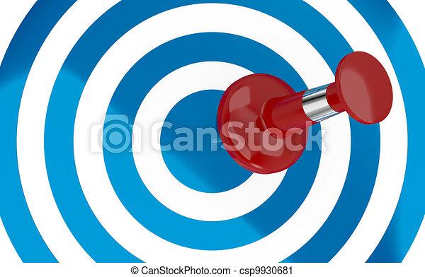 achieve a goal - csp9930681