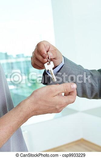 Homeowner - csp9933229