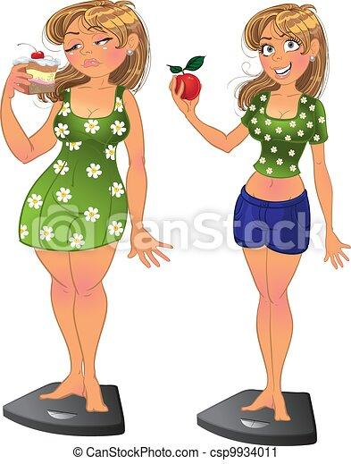 skinny diät