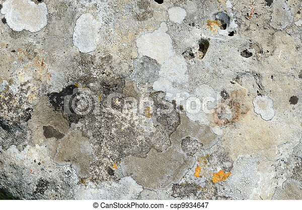 close up natural stone texture background - csp9934647