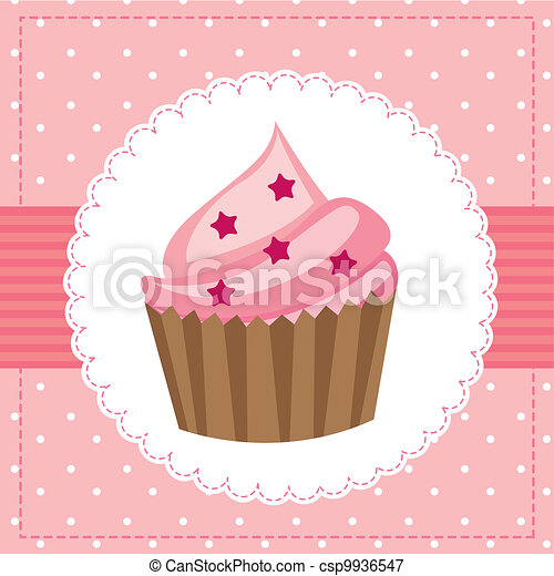 cup cake - csp9936547