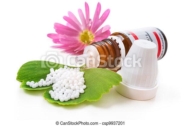 Alternative medicine - csp9937201
