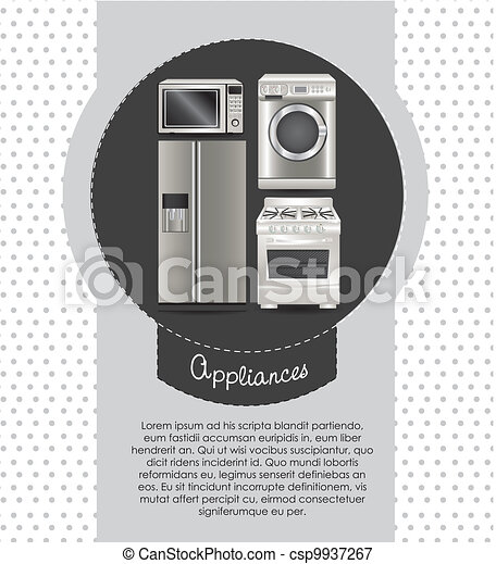 Appliances - csp9937267