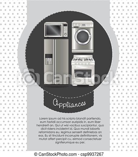 Appliances - csp9937267