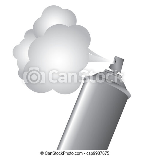 spray bottle - csp9937675