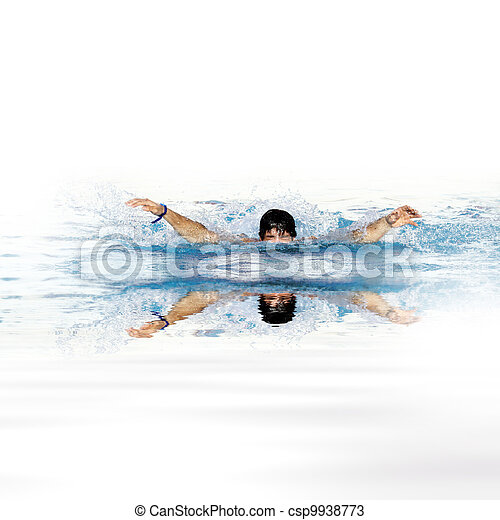 one can not swim