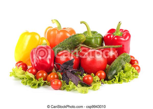 Fresh vegetables  - csp9943010
