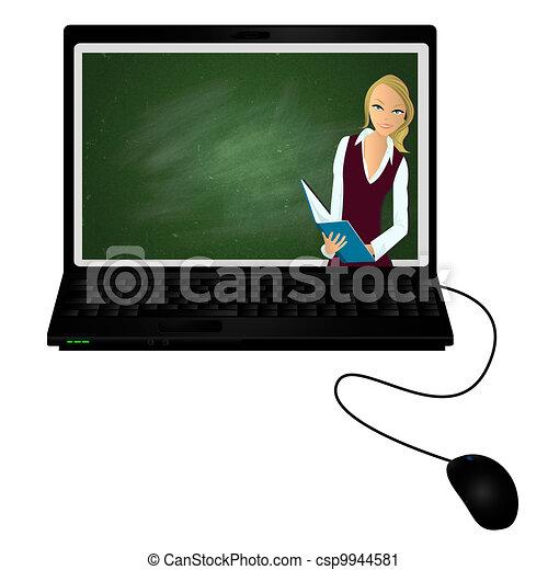 E-tutor - csp9944581