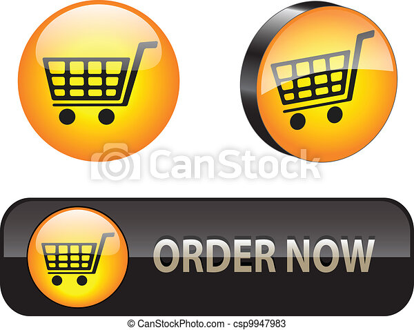 Web icons\buttons for ecommerce - csp9947983