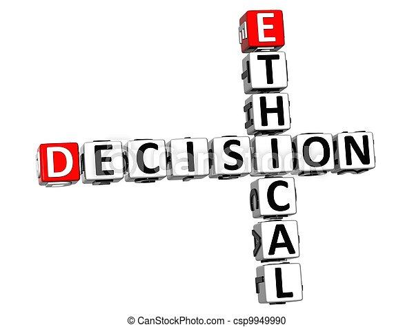 Stock options ethics