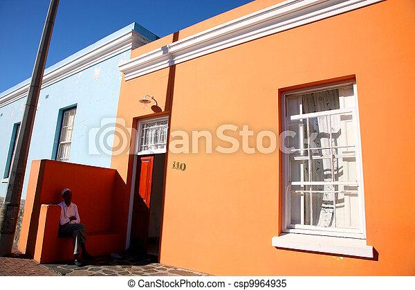 Cape Town colours - csp9964935