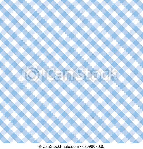 Seamless Cross Weave Gingham - csp9967080