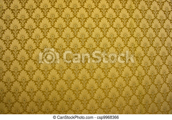 fabbric gold color