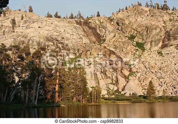 California Wilderness - csp9982833
