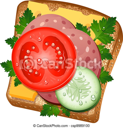 Sandwich - csp9989100