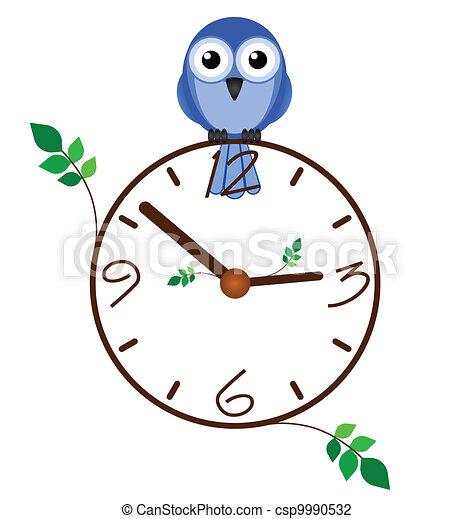 Twig clock - csp9990532