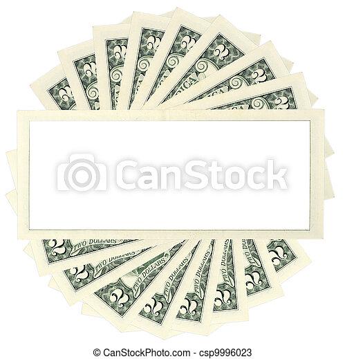 dollar frame - csp9996023