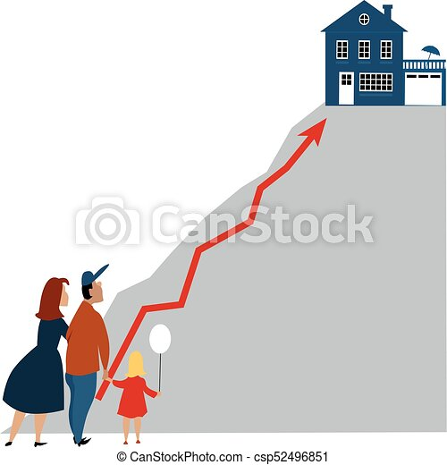 Can you afford a dream home - csp52496851