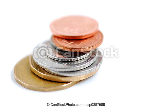Canada coins - csp0387588