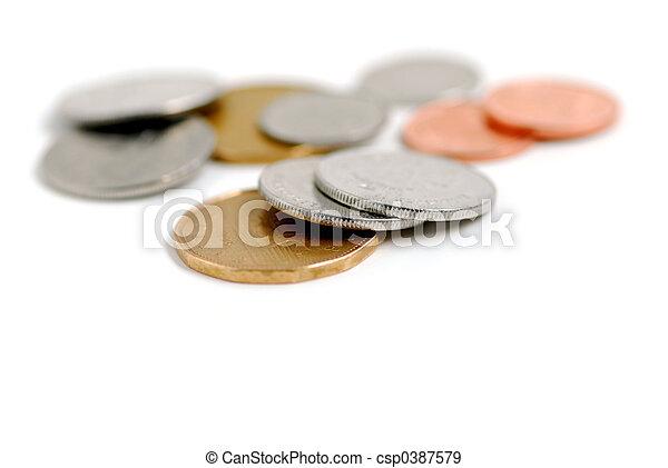 Canada coins - csp0387579
