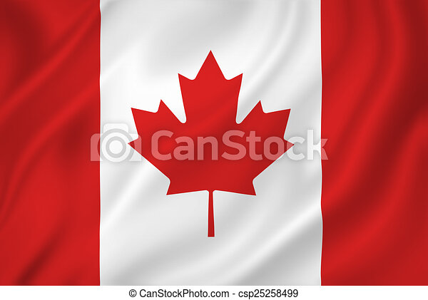 Canada flag - csp25258499