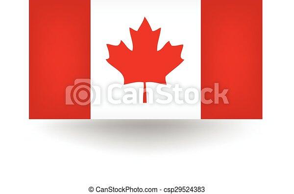 canada flag official flag of canada vector search clip art rh canstockphoto com canada flag vector download canada flag vector image