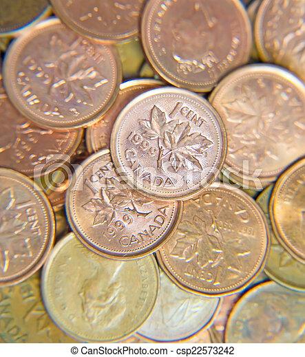 canada, pièces - csp22573242