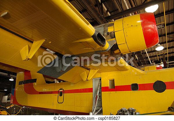 Canadair CL-215 - csp0185827