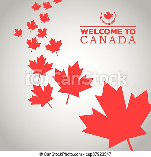 maple leaf icon text