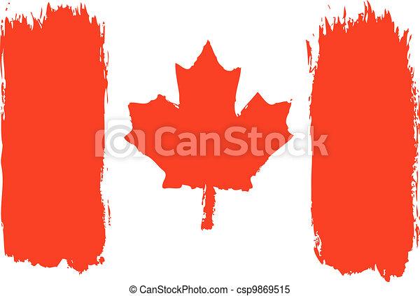 Canadian flag - csp9869515