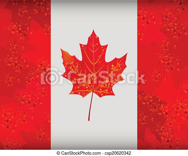 Canadian flag - csp20620342