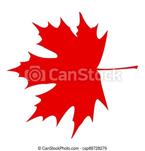 Canadian Flag - csp88728279