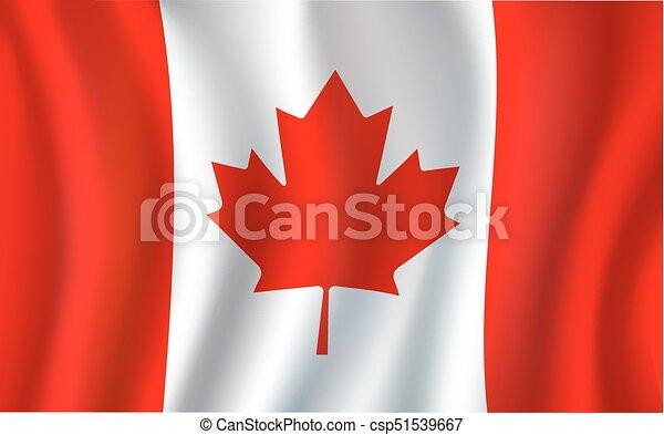 Canadian Flag Maple Leaf 3d Symbol Of Canada Canadian Flag 3d