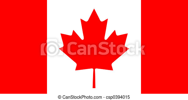 Canadian Flag - csp0394015