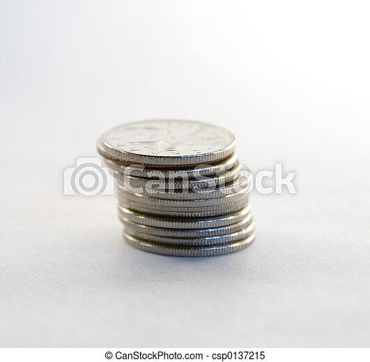 Canadian Quarters - csp0137215