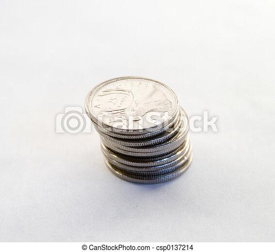 Canadian Quarters - csp0137214