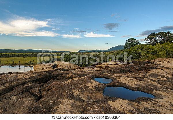 Canaima National Park, Venezuela - csp18306364
