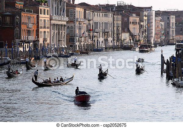 Venice Grand canal - csp2052675