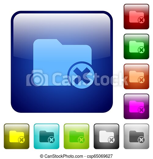 Cancel directory color square buttons - csp65069627