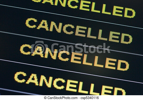 Cancelled - csp5340116