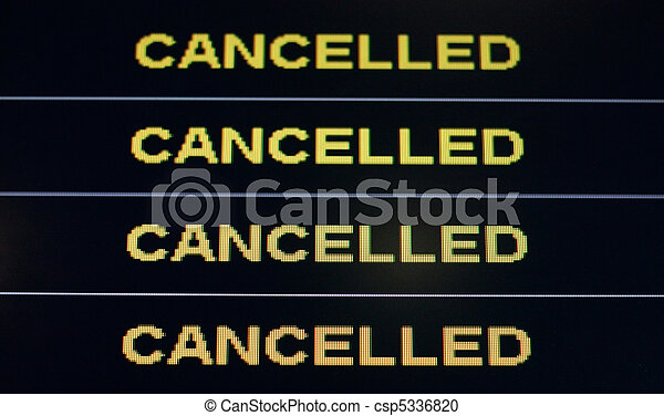 Cancelled - csp5336820