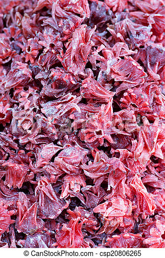 Candied Hibiscus Flowers A Lot Of Candied Hibiscus Flowers Food